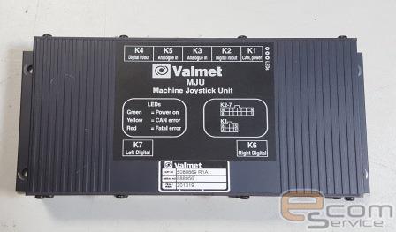 Ремонт блока управления Valmet MJU