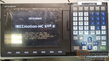 Ремонт панели управления Mitsubishi FCA E68