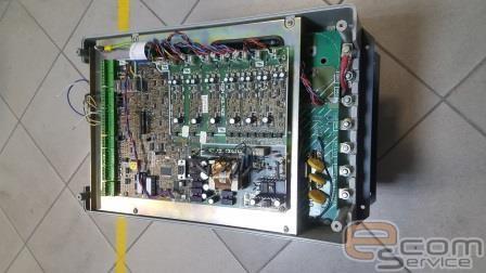 Ремонт преобразователя частоты Control Techniques Commander CDE