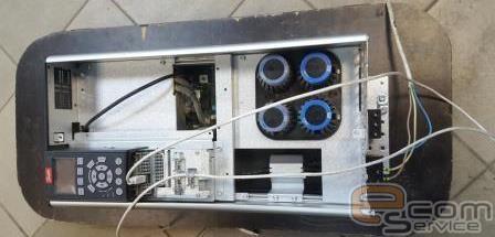 Ремонт преобразователя частоты Danfoss VLT 18,5 kW