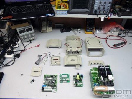 Ремонт преобразователя частоты Teco 7300cv