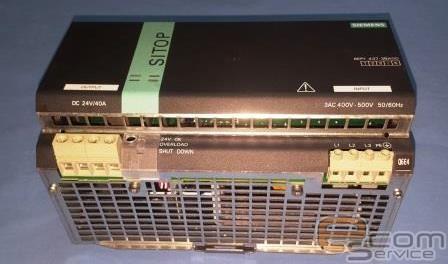 Ремонт блока питания Siemens SITOP