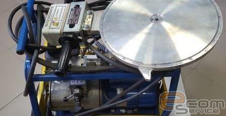 Ремонт гидравлического стыкового сварочного аппарата без протоколирования NOWATECH