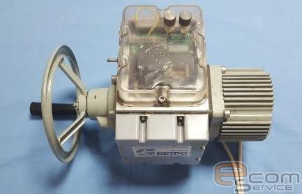 Ремонт многооборотного регулирующего электропривода Бетро ЭП-Р-100
