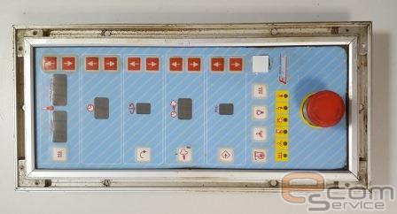 Ремонт панели управления хлебопекарной печи PPO-1
