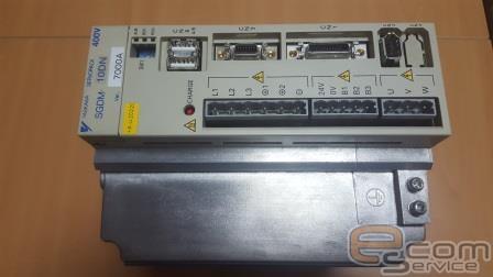 Ремонт сервопривода Servopack SGDM-10DN