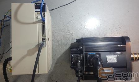 Ремонт преобразователя частоты Yaskawa Servopak SGDH-170D01А