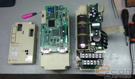 Ремонт устройства плавного пуска Yaskawa