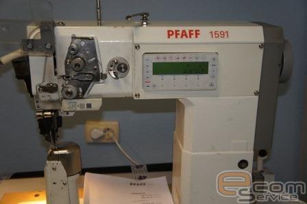 Ремонт швейной машинки PRAFF-1591