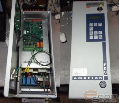 Ремонт преобразователя частоты Emotron FDU 40